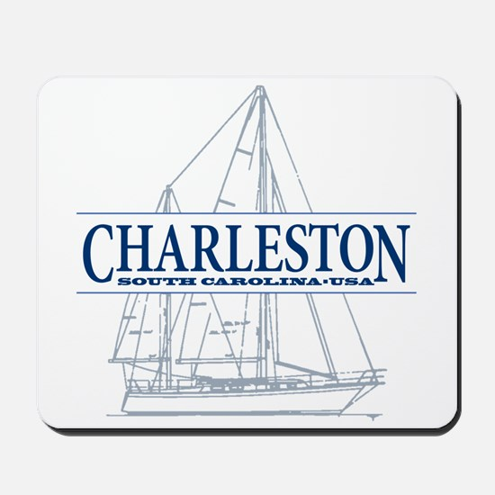 Charleston SC - Mousepad