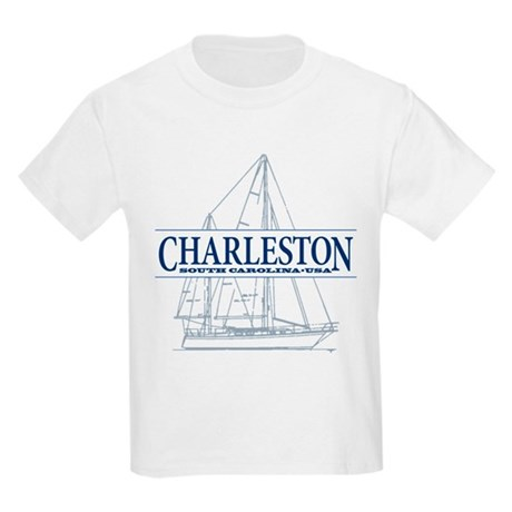 Charleston sc kids light t shirt charleston sc t shirt for T shirt printing charleston sc