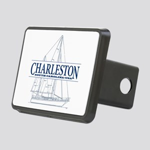 Charleston SC - Rectangular Hitch Cover