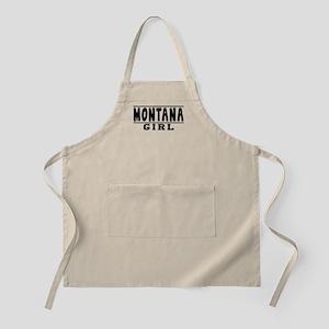 Montana Girl Designs Apron