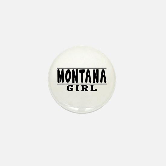 Montana Girl Designs Mini Button