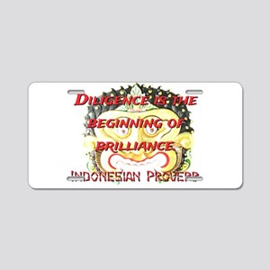 Dilligence Is The Beginning - Indonesian Proverb A