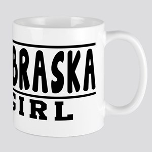 Nebraska Girl Designs Mug