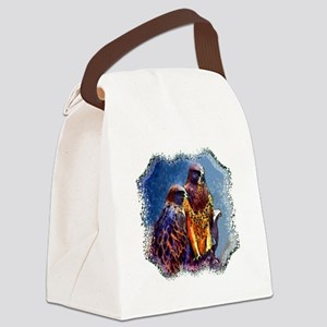 Hawks Canvas Lunch Bag