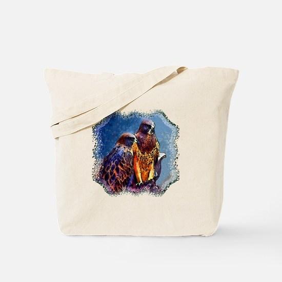 Hawks Tote Bag