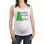 Paranormal Investigation in Progress Maternity Tan