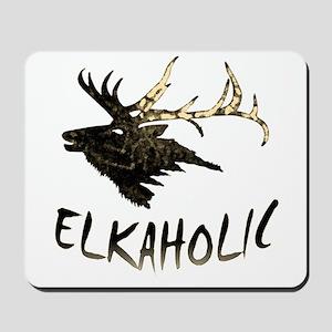 ELKAHOLIC Mousepad