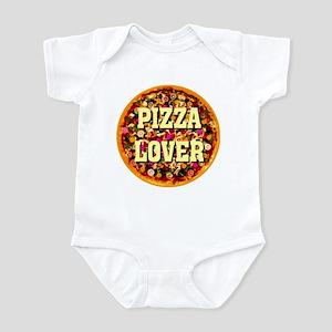 Pizza Lover Infant Bodysuit