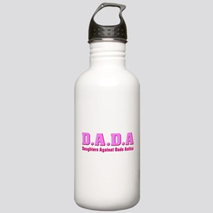 Daughters Against Dads Antics Stainless Water Bott