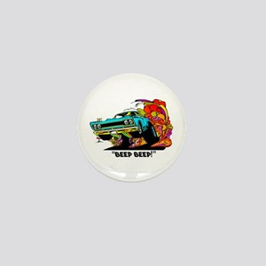 Beep Beep Mini Button
