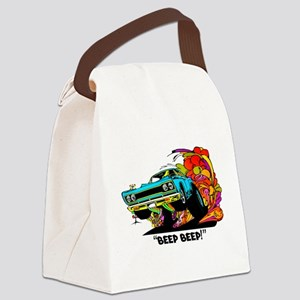 Beep Beep Canvas Lunch Bag