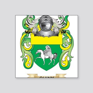 Quinn Coat of Arms (Family Crest) Sticker