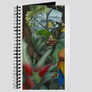 Cloud Forest Painting Journal