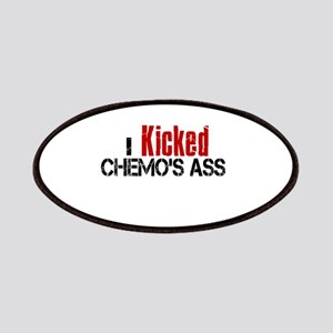I Kicked Chemo's Ass Patches