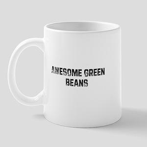 Awesome Green Beans Mug
