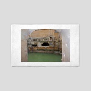 The Kings Bath 3'x5' Area Rug