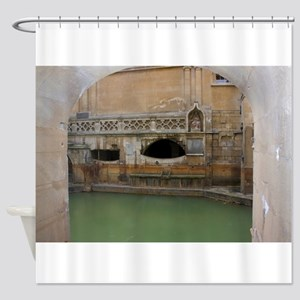 The Kings Bath Shower Curtain
