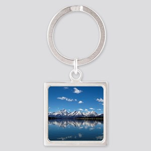 GRAND TETON - JACKSON LAKE Keychains