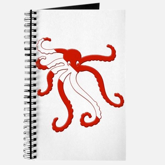 Octopus Diver Journal