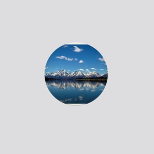 GRAND TETON - JACKSON LAKE Mini Button