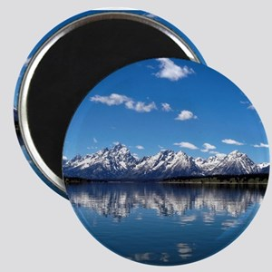 GRAND TETON - JACKSON LAKE Magnets