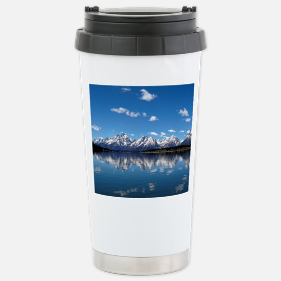 GRAND TETON - JACKSON LAKE Travel Mug