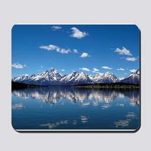 GRAND TETON - JACKSON LAKE Mousepad