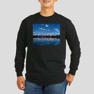 GRAND TETON - JACKSON LAKE Long Sleeve T-Shirt