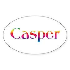Casper Oval Sticker