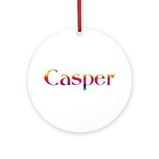 Casper Ornament (Round)