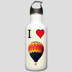 Hot air balloon Stainless Water Bottle 1.0L