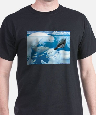 The Beluga and the Loon T-Shirt