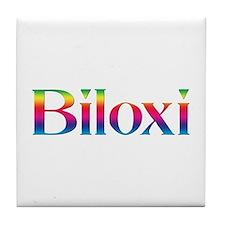 Biloxi Tile Coaster