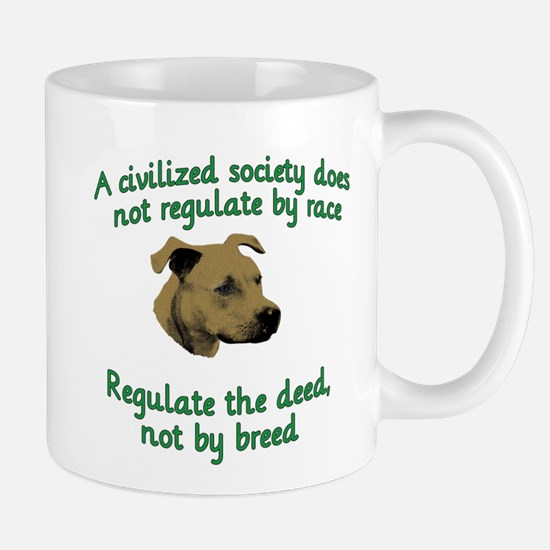 Civilized Society Mugs