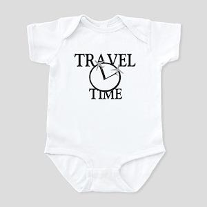 Travel Time Infant Bodysuit