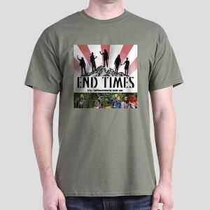 End Times Season 1 Dark T-Shirt