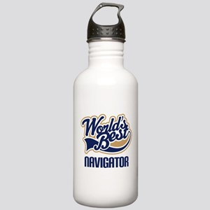 Navigator (Worlds Best) Stainless Water Bottle 1.0