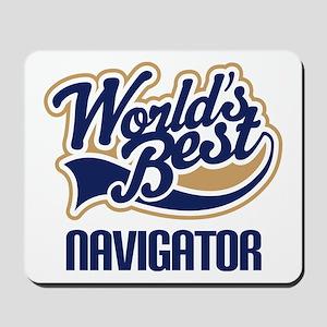 Navigator (Worlds Best) Mousepad