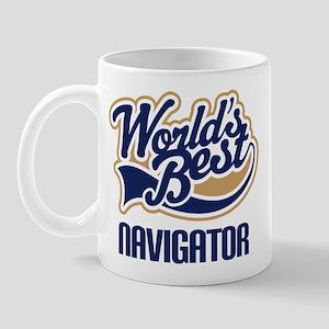 Navigator (Worlds Best) Mug