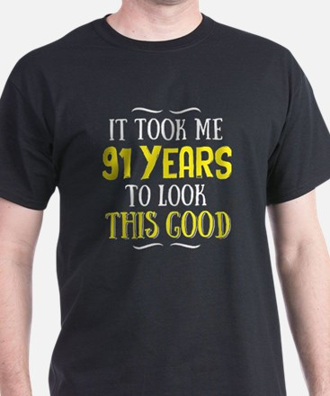 Unique 91 years old T-Shirt