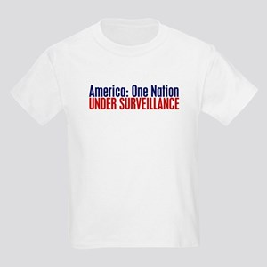 America: One Nation Under Surveillance T-Shirt