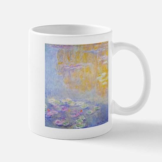 Monet Water Lilies 7 Mugs