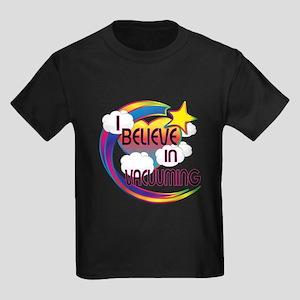 I Believe In Vacuuming Cute Believer Design Kids D