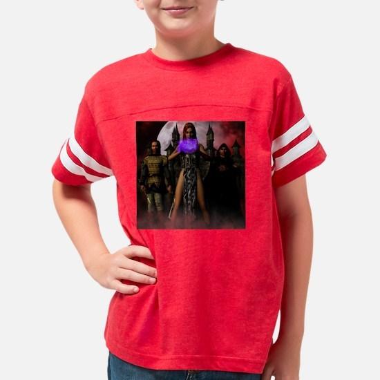 trio coaster Youth Football Shirt