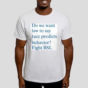 Regulate by Race Ash Grey T-Shirt