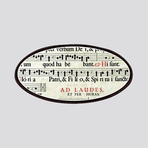 Music Manuscript Patches