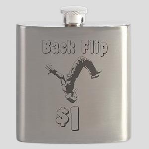 Back Flip Flask