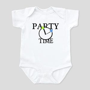 Party Time Infant Bodysuit