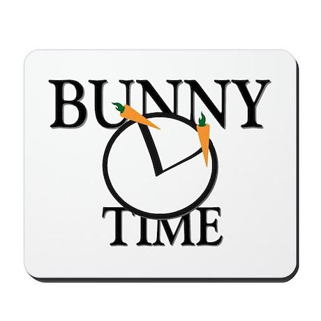 Bunny Time Mousepad