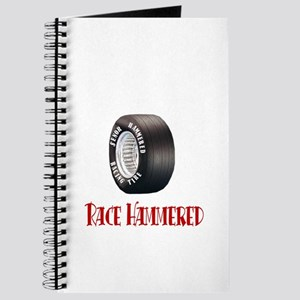 Hammered Racing Tires Journal